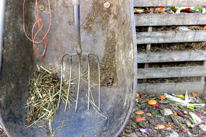 tools for compost