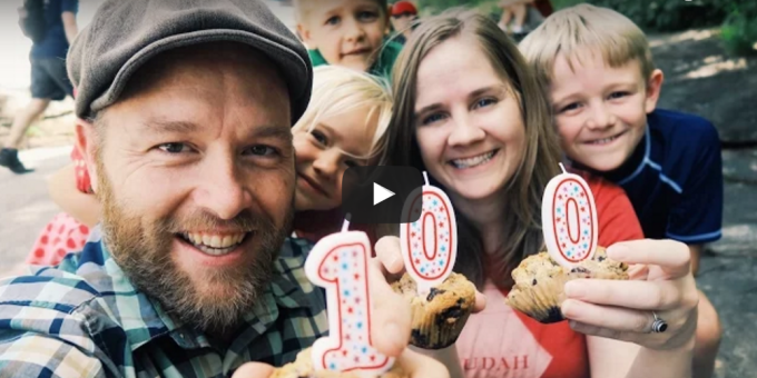 Day 24 – CELEBRATING 100 VLOGS!