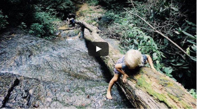 Day 80 – Climbing This 150 Foot Waterfall