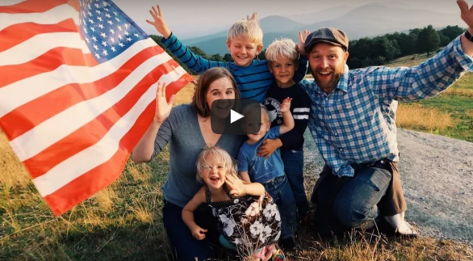 Day 60 – Celebrating Freedom at 4,000 Feet